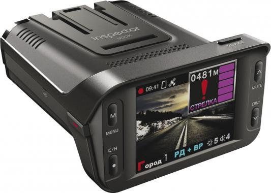 Радар-детектор Inspector HOOK + видеорегистратор + GPS