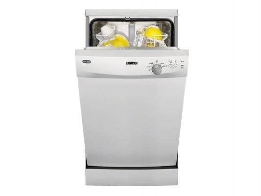 Посудомоечная машина Zanussi ZDS91200SA белый