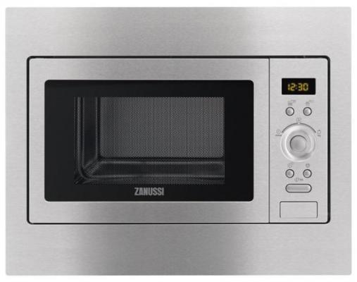 СВЧ Zanussi ZSC25259XA 900 Вт серебристый