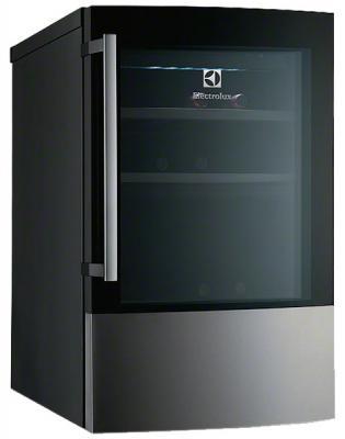 Винный шкаф Electrolux ERW1271AO черный