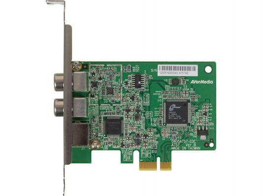 ТВ-тюнер внутренний PCI Avermedia AVerTV Nova T2+C А757