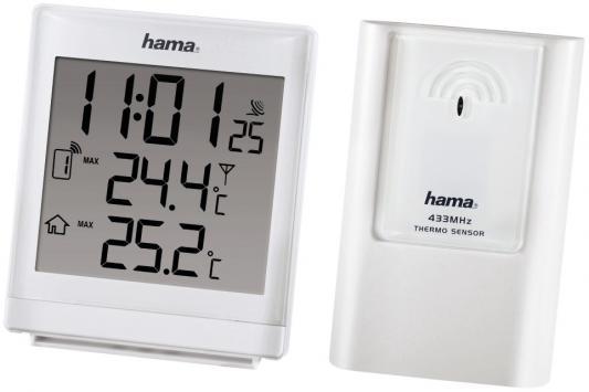 Метеостанция Hama H-113984 EWS-870 белый