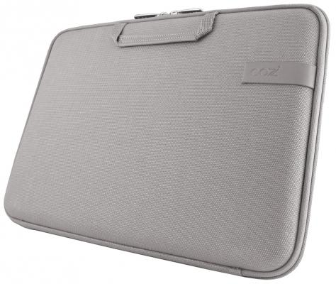 Сумка для ноутбуков Apple MacBook Pro/Retina 15 Cozistyle Smart Sleeve хлопок серый CCNR1304