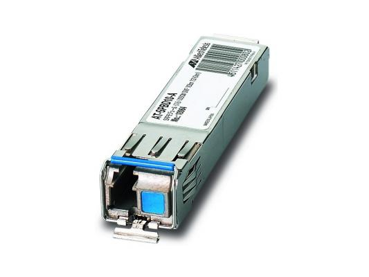 Модуль Allied Telesis AT-SPBD10-14 10km Bi-Directional GbE SMF SFP 1490Tx/1310Rx - Hot Swappable