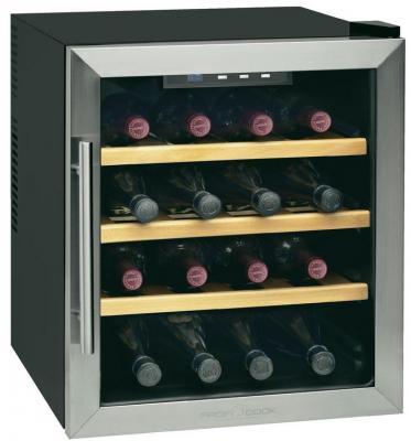 Винный шкаф ProfiCook PC-WC 1047 черный винный шкаф caso winemaster touch aone черный