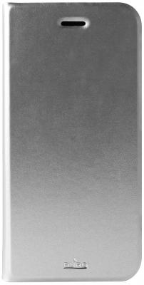 Чехол-книжка PURO Booklet для iPhone 6 серебристый IPC647BOOKC1SIL