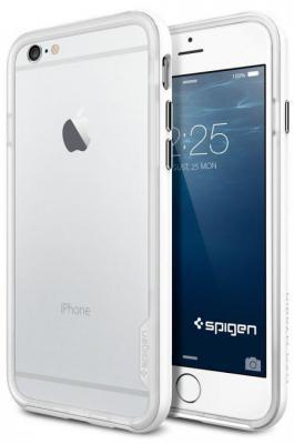 Бампер SGP Neo Hybrid EX для iPhone 6 iPhone 6S белый SGP11029