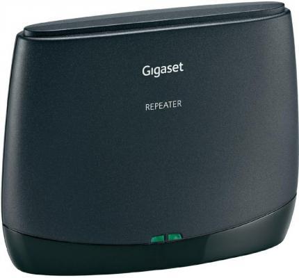 Радиотелефон DECT Gigaset REPEATER 2.0 черный