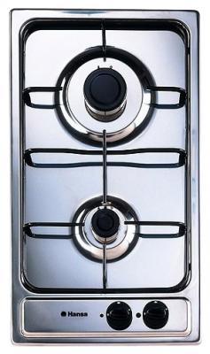 Варочная панель газовая Hansa BHGI31019 серебристый цена