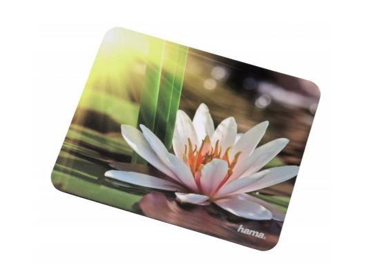 Коврик для мыши Hama H-54742 Relaxation ПВХ противоскользящая основа цветной
