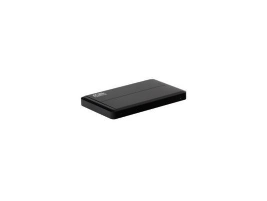 """Внешний контейнер для HDD 2.5"""" SATA AgeStar 3UB2O7 USB3.0 черный"""