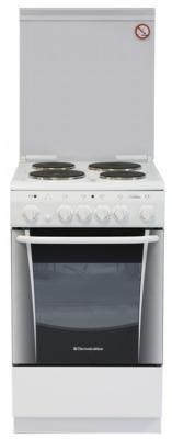 Электрическая плита De Luxe 506004.03эc белый