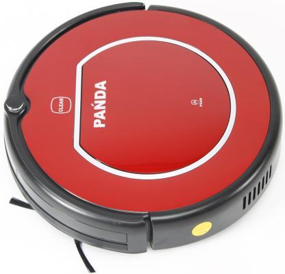 Робот-пылесос Panda X500 Pet Series сухая уборка красный