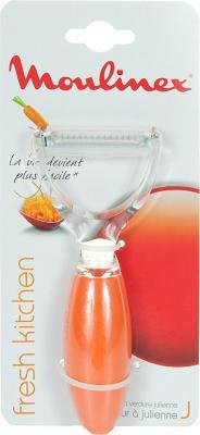 Нож Moulinex K0611804 для чистки овощей и фруктов