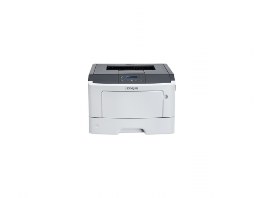 Принтер Lexmark MS415dn ч/б A4 38ppm 1200x1200dpi Duplex белый 35S0280