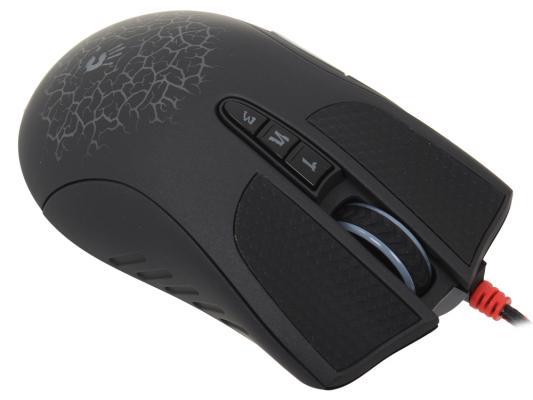 купить Мышь проводная A4TECH Bloody A9 Blazing чёрный USB недорого