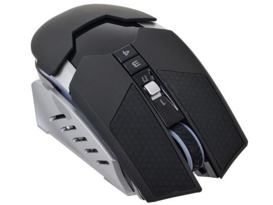 Мышь беспроводная A4TECH Bloody Warrior RT5 чёрный USB