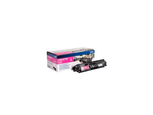 Картридж Brother TN-321M для HL-L8250CDN MFC-L8650CDW пурпурный 1500стр