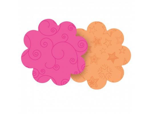 Блокнот 3M Post-it 7350-FLR Цветы 80х80мм 150л 7000028801