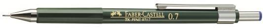 Карандаш механический Faber-Castell TK-Fine 136700 карандаш механический faber castell grip 2011 0 7мм серебряный 131211