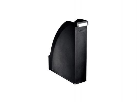 Лоток вертикальный Leitz Plus черный 24760095