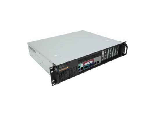 Серверный корпус 2U Supermicro CSE-523L-410B 410 Вт чёрный