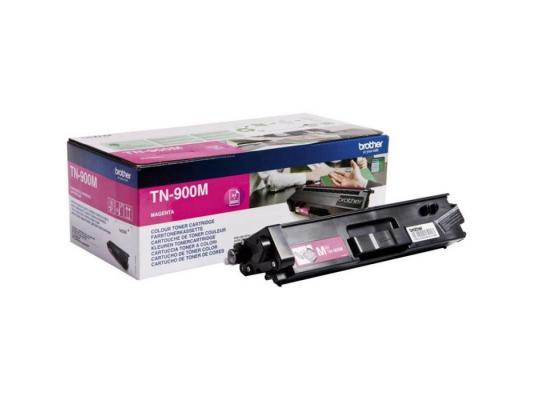 Картридж Brother TN900M для HL-L9200CDWT MFC-L9550CDWT пурпурный 6000стр perseus toner cartridge for brother tn360 tn 360 black compatible brother hl 2140 hl 2150n mfc 7340 mfc 7440n mfc 7450 printer