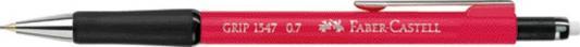 Карандаш механический Faber-Castell 1347 0.7 мм красный 134721 карандаш механический faber castell grip 2011 0 7мм серебряный 131211