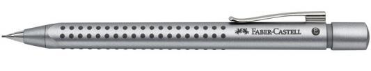 Карандаш механический Faber-Castell Grip 2011 131211 карандаш механический faber castell grip 2011 0 7мм серебряный 131211