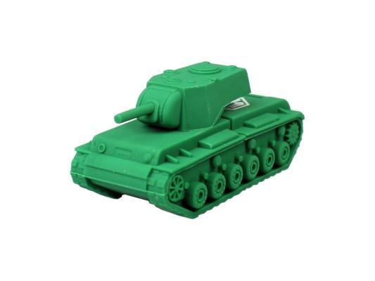 Флешка USB 32Gb Kingston World of tanks KV-1 зеленый DT-TANK/32GB kingston dt tank 8gb green