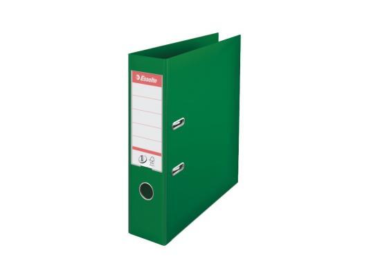 Папка-регистратор Esselte Power А4 75мм пластик зеленый 811360 цена и фото