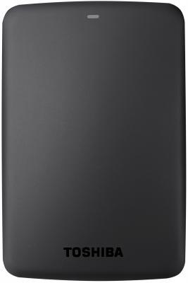 """Внешний жесткий диск 2.5"""" USB3.0 2Tb Toshiba Canvio Basics HDTB320EK3CA черный"""