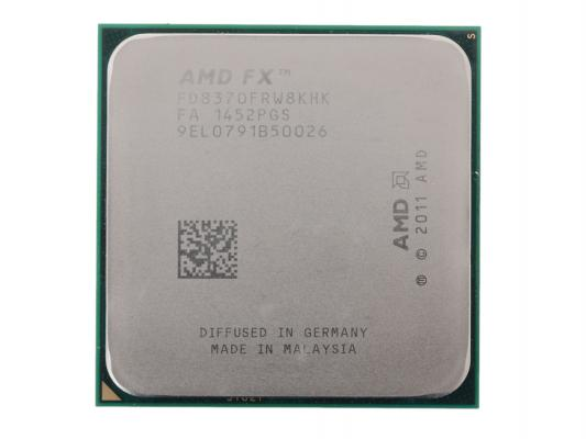 Процессор AMD X8 FX-8370 4GHz 8Mb FD8370FRW8KHK Socket AM3+ OEM цена