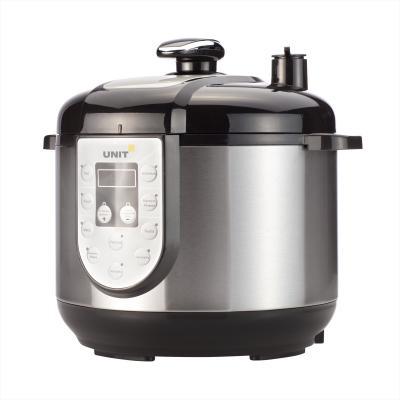 Мультиварка Unit USP-1090D черный 900 Вт 5 л