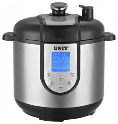 Мультиварка Unit USP-1210S 1100Вт 6л с функцией скороварки и коптильни