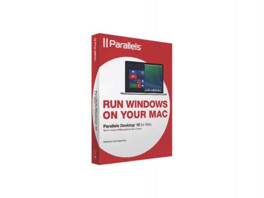 Приложение Parallels Desktop 10.0 for Mac PDFM10L-BX1-CIS