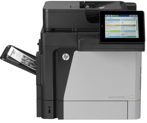 МФУ HP LaserJet Enterprise M630dn B3G84A A4 57ppm 1200x1200dpi Duplex Ethernet USB hp laserjet enterprise 600 m606dn e6b72a