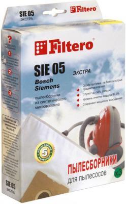 Пылесборник Filtero SIE 05 Экстра тканевый 4шт