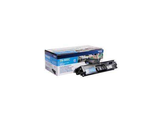 Картридж Brother TN900C для HL-L9200CDWT MFC-L9550CDWT голубой 6000стр лазерный картридж brother tn 230c голубой для hl3040 dcp9010cn mfc9120cn