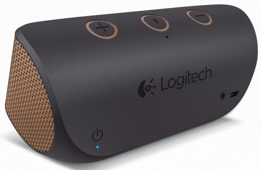 Портативная акустика Logitech X300 Mobile Speaker черный 984-000394