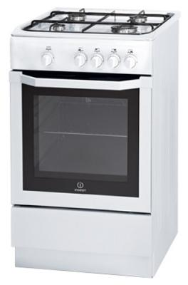 Газовая плита Indesit I5GG0(W) белый