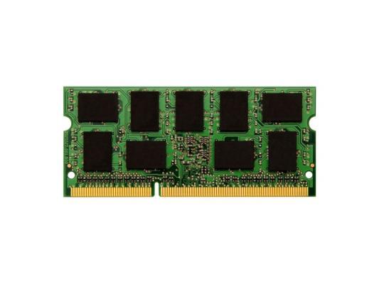 Оперативная память для ноутбуков SO-DDR3 8Gb PC12800 1600MHz ECC Kingston CL11 KVR16LSE11/8