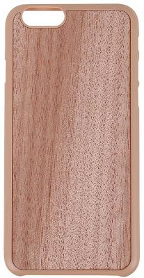 Чехол (клип-кейс) Ozaki O!coat 0.3+ Wood для iPhone 6 бежевый OC556SP