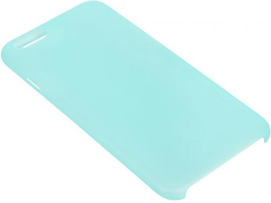 Чехол (клип-кейс) Ozaki O!coat 0.3 Jelly для iPhone 6 голубой OC555CY