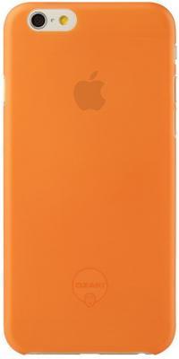Чехол (клип-кейс) Ozaki O!coat 0.3 Jelly для iPhone 6 оранжевый OC555OG