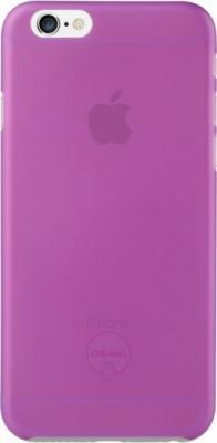 Чехол (клип-кейс) Ozaki O!coat 0.3 Jelly для iPhone 6 фиолетовый OC555PU