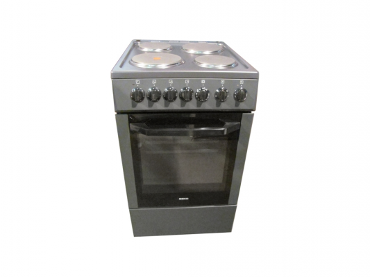 Электрическая плита Beko CSE 56100 GA серый