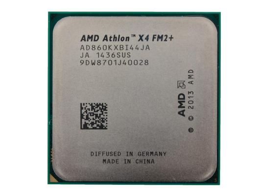 Процессор AMD Athlon X4 860-K AD860KXBI44JA Socket FM2+ OEM процессор amd athlon x4 840 ad840xybi44ja socket fm2 oem