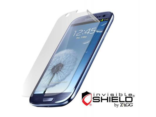 Пленка защитная Zagg для Samsung Galaxy S III SAMGALS3EUS