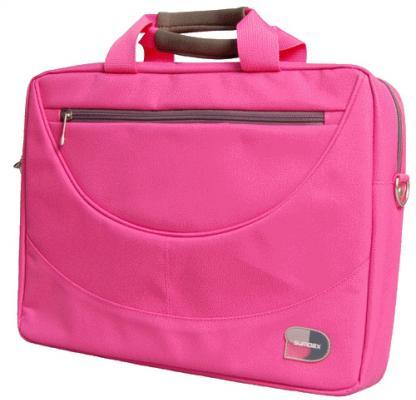 """Сумка для ноутбука 16"""" Sumdex PON-318RR полиэстер розовый"""
